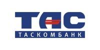 Логотип ТАСКОМБАНКу