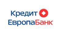 Логотип Кредит Європа Банку