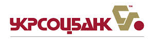 Логотип Укрсоцбанку