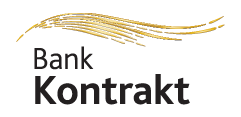 Логотип Банку Контракт
