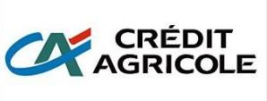"""Логотип банку """"Кредит Агриколь"""""""