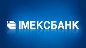 Логотип Імексбанку