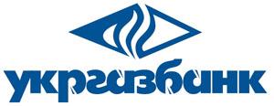 Логотип Укргазбанку