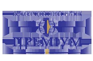 "Логотип банку ""Преміум"""
