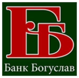 "Логотип банку ""Богуслав"""