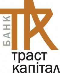 """Логотип банку """"Траст Капітал"""""""