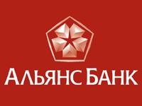 """Логотип банка """"Альянс"""""""