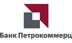 """Логотип банку """"Петрокомерц"""""""