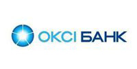 Логотип Оксі Банку