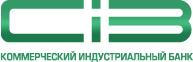 Логотип Комерційного індустріального банку