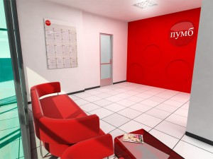 Фото офісу банку ПУМБ