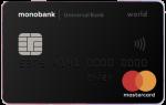 Оформити картку Монобанк