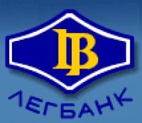 Логотип Легбанку