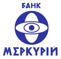 Логотип банку «Меркурій»