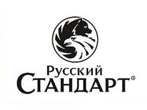 """Логотип банку """"Російський Стандарт"""""""