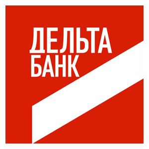 Логотип Дельта Банку