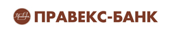 Логотип Правексбанку