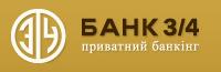 Логотип банка 3/4