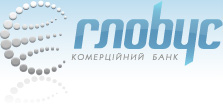 "Логотип банку ""Глобус"""