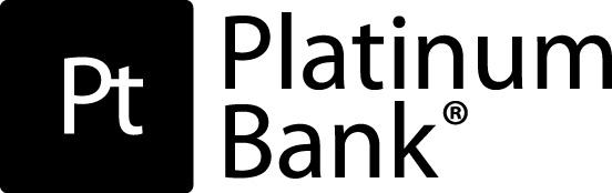 Логотип Платинум Банку