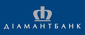Логотип Діамантбанку
