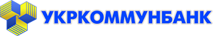 Логотип Укркомунбанку