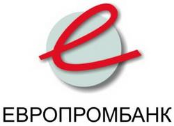 Логотип Європромбанку