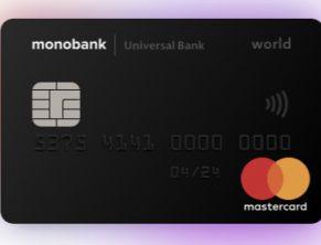 monobank картка