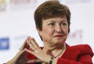 Крісталіна Георгієва, голова МВФ